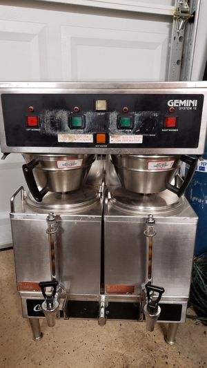 Gemini Curtis dual coffee maker for Sale in McLean, VA