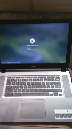 Acer Chromebook 15.6 screen .model # 532 N15Q9 for Sale in Auburn, WA