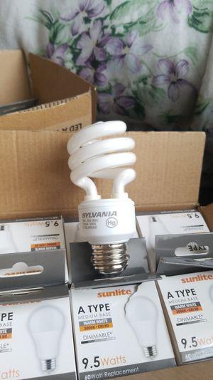 Sylvania light bulbs for Sale in Clinton Township, MI