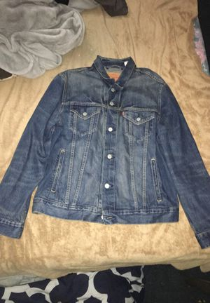 LEVI JACKET FOR DA LOW for Sale in Hyattsville, MD