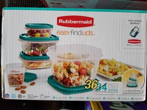 RUBBERMAID Storage Containers for Sale in Houston, TX