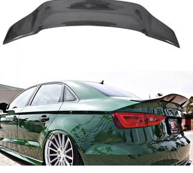 Audi A3 S3 RS3 Carbon Trunk Spoiler for Sale in Boca Raton,  FL