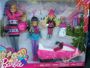 Barbie & sisters set for Sale in Costa Mesa, CA