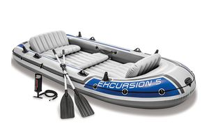 Excursion 5 inflatable boat (brand new) for Sale in Elizabeth, NJ