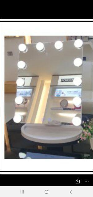 Hollywood Vanity Mirror for Sale in Sacramento, CA