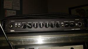 Fender jazz bass orange bass amp for Sale in Martinsburg, WV