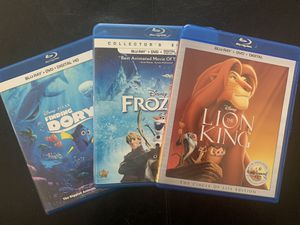 Disney Blu-Ray Movies for Sale in Thousand Oaks, CA