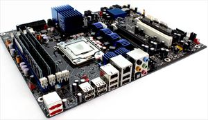 intel dx58so lga1366 extreme x58 motherboard with cpu 16gb of ram for Sale in Houston, TX
