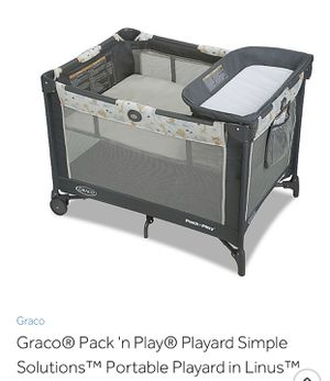 Graco pack and play for Sale in Mt. Juliet, TN