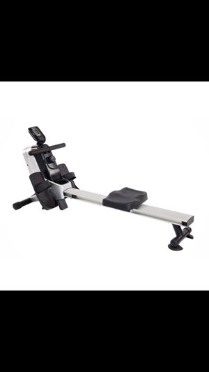 STAMINA MAGNETIC ROWING MACHINE 1110 (USED Condition is good) for Sale in Houston, TX