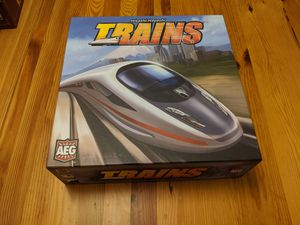 Board game: Trains for Sale in Redwood City, CA