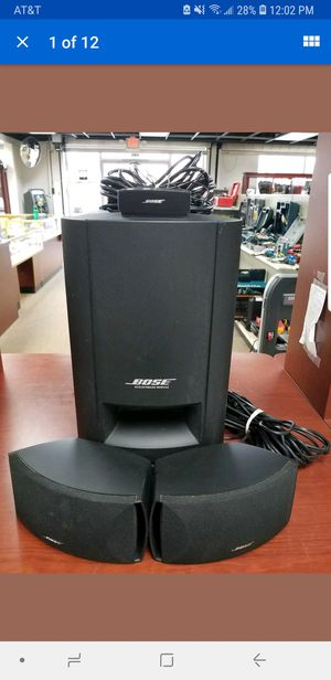 Bose surround sound for Sale in Denver, CO