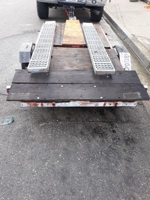 Utility trailer 4'x8' for Sale in La Habra Heights, CA