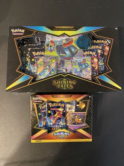 Shining Fates Sealed Boxes  for Sale in Denver, CO