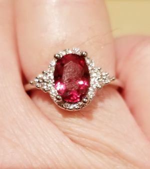 Ruby ring.... size 6 for Sale in Riverside, CA