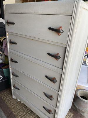 Antique beautiful Waller fall dresser for Sale in Hacienda Heights, CA