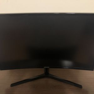 "SAMSUNG 27"" Curved HD LED Monitor for Sale in Washington, DC"