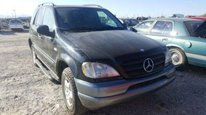 1999 Mercedes ML320 for Parts 047125 for Sale in Las Vegas, NV