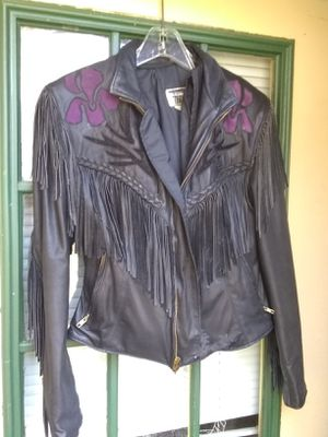 Leather jacket for Sale in Farmerville, LA