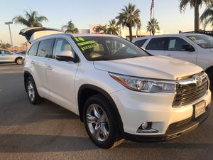 TOYOTA HIGHLANDER LIMITED for Sale in Bakersfield, CA