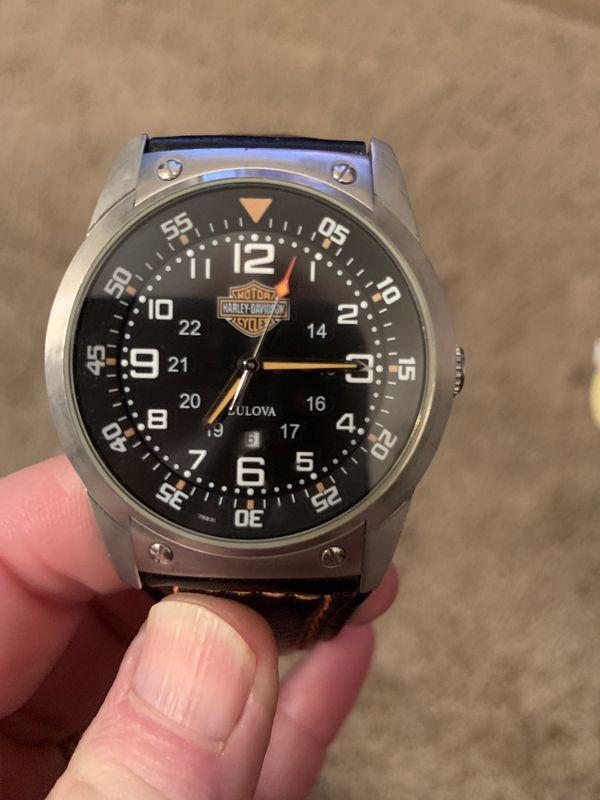Harley Watch