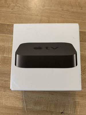 Apple TV 3rd Gen for Sale in Sacramento, CA