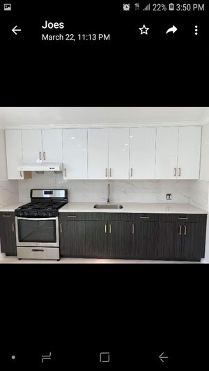 Kitchen cabinets and countertops for Sale in Menifee, CA
