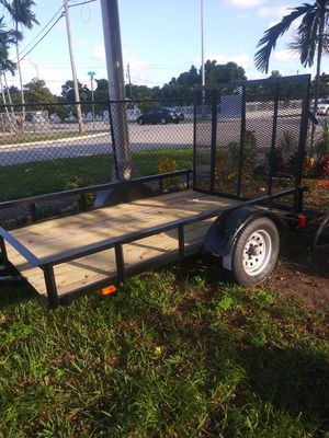 Trailer 5x8 for Sale in Hialeah, FL