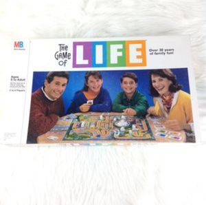 Vintage The Game of Life Board Game by Milton Bradley for Sale in Phoenix, AZ