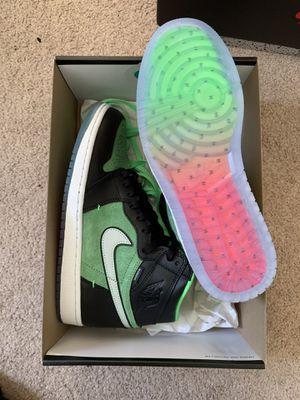 Jordan 1 zen green zoom for Sale in Woodbridge, VA
