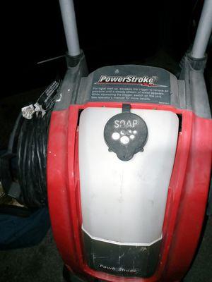 Power stroke pressure washer for Sale in Salt Lake City, UT