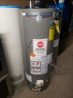 🆕️ WATER HEATERS RHEEM 40 GAL AVAILABLE ‼️‼️ PROMO INCLUDES WATER LINE ➕GAS LINE We 🛠INSTALLATION for Sale in Inglewood, CA