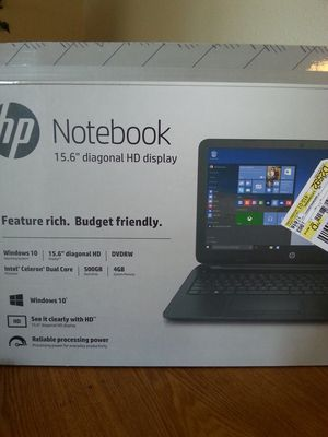 Hp laptop for Sale in Mount Hope, KS