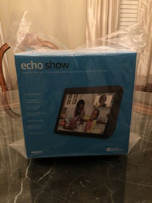 ECHO SHOW ! for Sale in Knightdale, NC