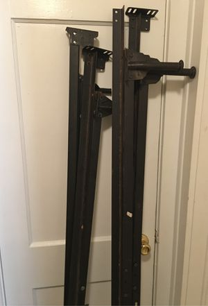 Bed frames twin to queen $10 each for Sale in Winston-Salem, NC