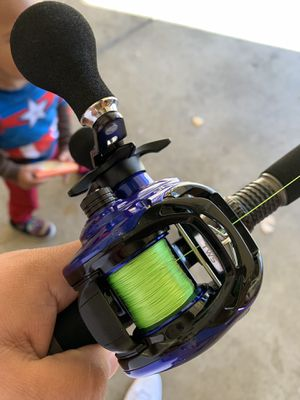 Daiwa coastal tws baitcaster. REEL ONLY for Sale in Hercules, CA