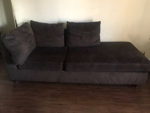 Sectional couch set (Brown) for Sale in Los Angeles, CA