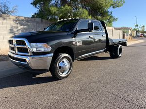 2016 RAM 3500 Cab & Chassis CM flatbed for Sale in Phoenix, AZ