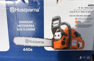 Husqvarna 440e Chainsaw for Sale in Mill Creek, WA