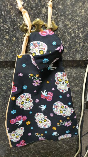 Play apron and matching mask for Sale in San Antonio, TX