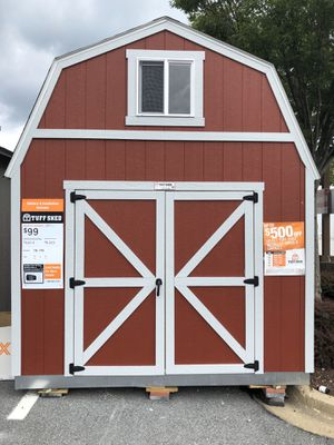 10 x 16 Tuff Shed TB-700 (free installation) for Sale in Silver Spring, MD