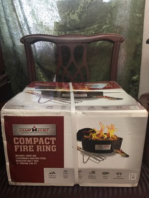 Compact fire ring for Sale in Herndon, VA