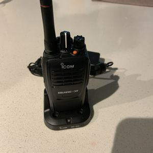 iCOM Radio for Sale in Tacoma, WA