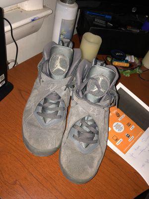 Jordan 8 Retro Cool Grey for Sale in Rockville, MD
