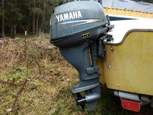2002 Yamaha 15horse out board for Sale in Home, WA