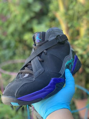 Air Jordan 8.0 - Aqua (Size 10) for Sale in Emeryville, CA