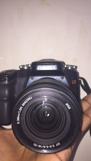 Sony camera for Sale in FAIRMOUNT HGT, MD