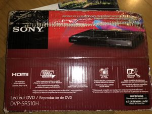 Sony Dvd player for Sale in Richmond, CA