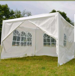 10x10 party tent gazebo canopy for Sale in Chicago, IL
