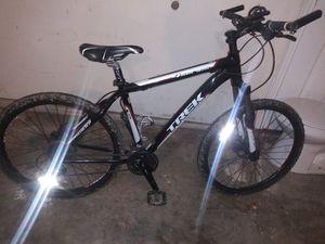 Trek Alpha Aluminum 4300 bike. Disk brakes. Extra for Sale in Watauga, TX